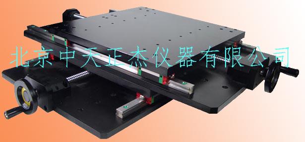 激光打标机手动平台