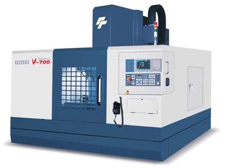 立式VMC系列 V-700
