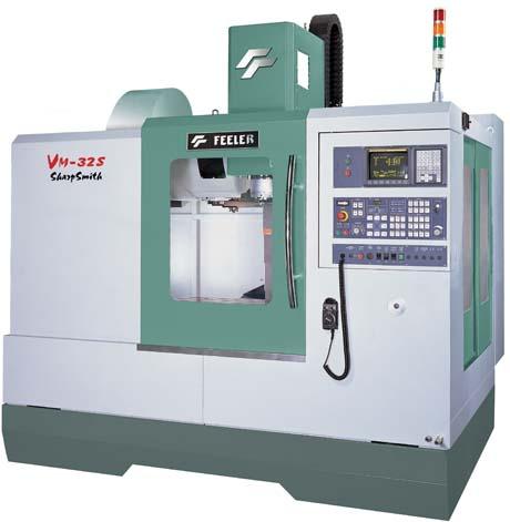 立式VMC系列 VM-32S