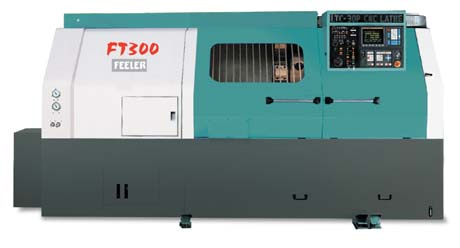 CNC�床系列 FT-300A/300AL