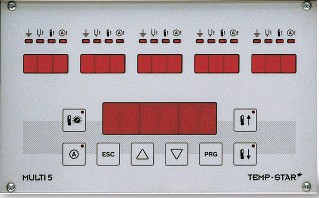 TEMP-STAR热浇道温度控制仪