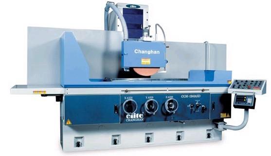 CGM-1260 ASD Series - 立柱移动型 �C 精密强韧的平磨
