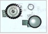 立式加工中心用刀��HRV40