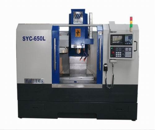 SYX/SYC 650L、850L、1060L二轴线轨机