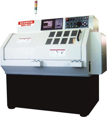 SNC-30C/42C 超精密CNC平排刀式车床系列