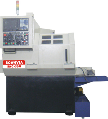 SNC-30M 小型超精密CNC排刀式车床
