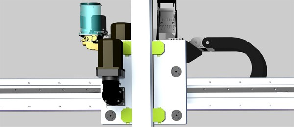 Smart系列(SMT)属于小型的机械手系统
