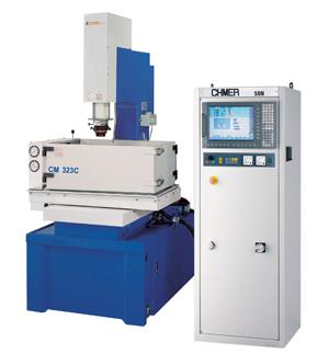 放电加工机  CNC 系列 CM323C