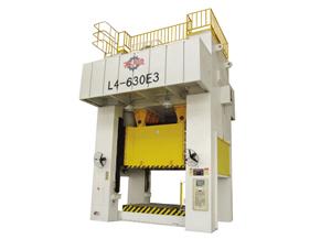L4系列闭式四点单动(多连杆)机械压力机