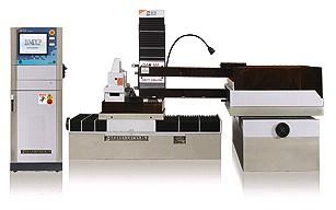 DK77160X160型中走丝线切割加工机