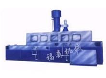 输送带式上油吹干机