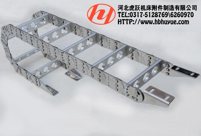 钢制拖链,钢铝拖链,TL系列机床拖链