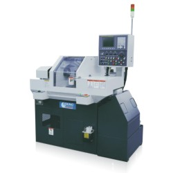 小型精密CNC排刀式车床XKNC-202