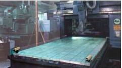 大型机床激光测量系统