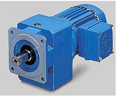 MGS C斜齿轮减速电机