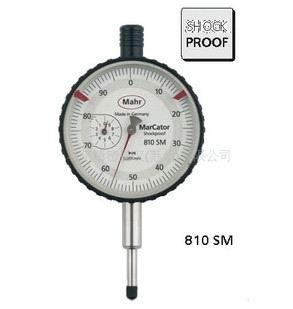马尔防震型高精度机械表810SM