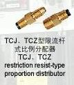 TCJ,TCZ 限流杆式比例分配器