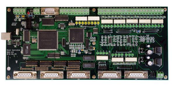 9010运动控制卡(4轴)