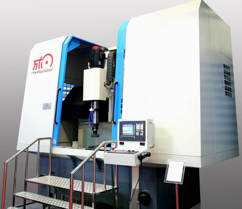 MGK28系列高精度数控立式万能磨床