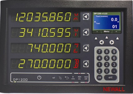 DP1200数显表