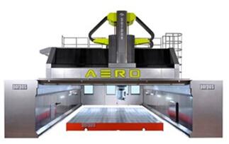 帕尔帕斯龙门加工中心AERO系列