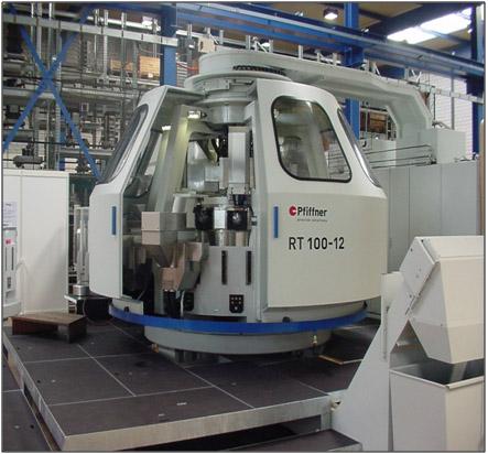RT 多工位加工中心�CRT100-12 CNC