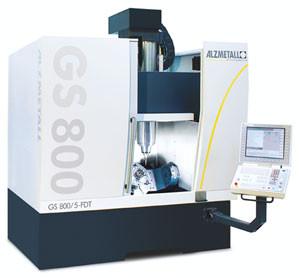 加工中心GS 800/5-T