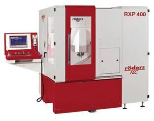 �_德斯ROEDERS五�S立式加工中心RXP400