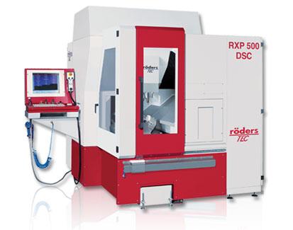 �_德斯ROEDERS五�S立式加工中心RXP500DSC