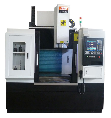 佳速V-850D 动柱式立式加工中心