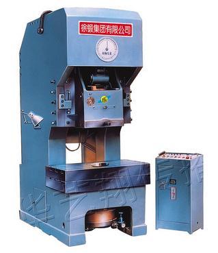 J21系列开式气动固定台压力机