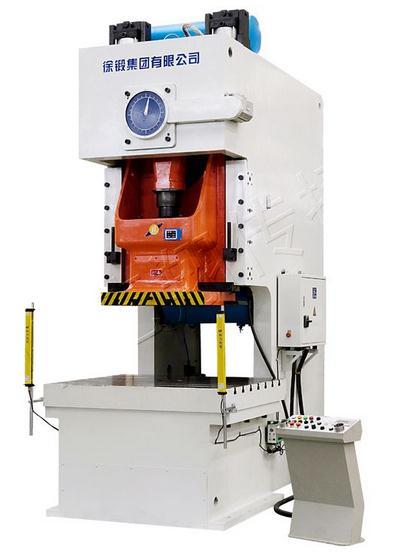 JL21系列开式高性能大台面压力机