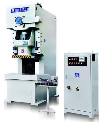 DP21系列开式高性能固定台压力机