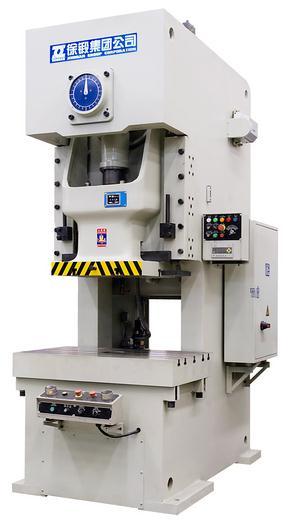 JE21系列开式高性能固定台压力机