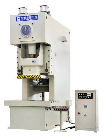 JZ21系列开式高性能固定台压力机