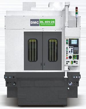 DL40V-2s立式�削中心