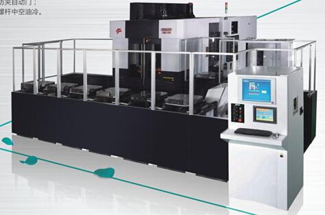 FMH-500自�踊��P式加工中心�C