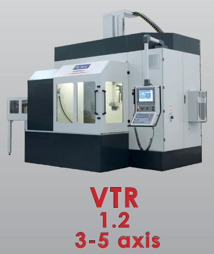 定柱式高速���T加工中心VTR