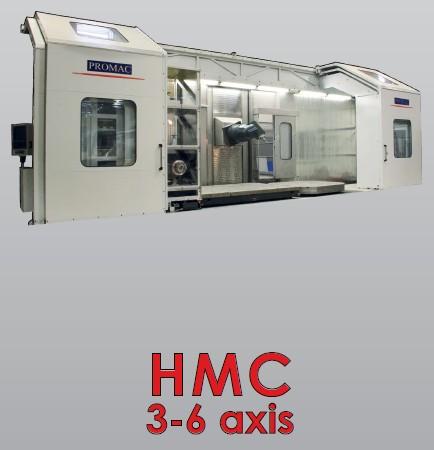 卧式动柱高速���T加工中心HMC