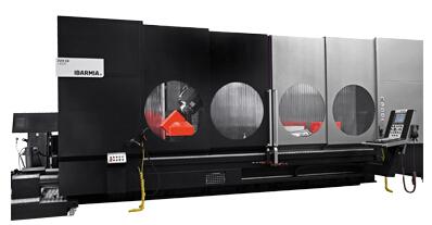 立柱移动式工作台固定式加工中心ZVH Multiprocess