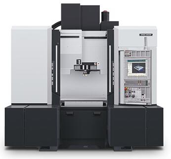 立式加工中心NVD 6000 DCG