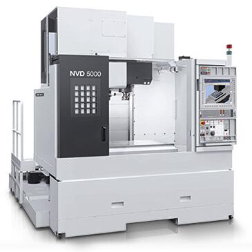 高精度立式加工中心NVD 5000 α1A