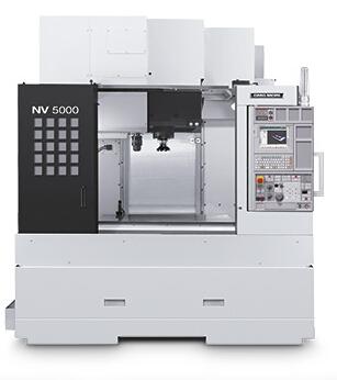 高精度立式加工中心NV 5000 α1™