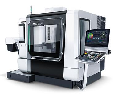 高性能立式加工中心DMC 850 V