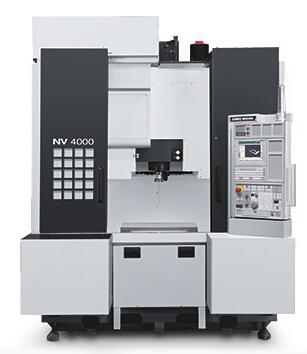 高精度立式加工中心NV 4000 DCG