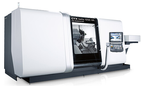 4�S�f能�床CTX beta 1250 4A