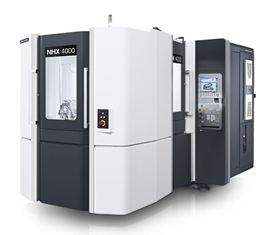 �P式加工中心NHX 4000 �C Siemens Version