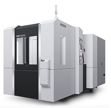 高精度�P式加工中心NH 6300 DCG II