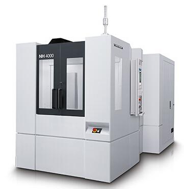 高精度�P式加工中心NH 4000 DCG
