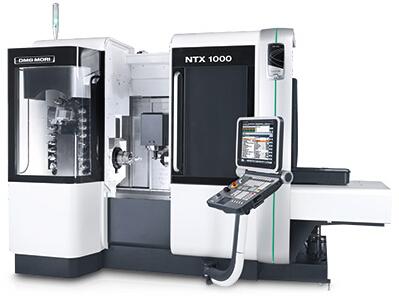 高精度高��性的�秃霞庸�NTX 1000 2nd Generation